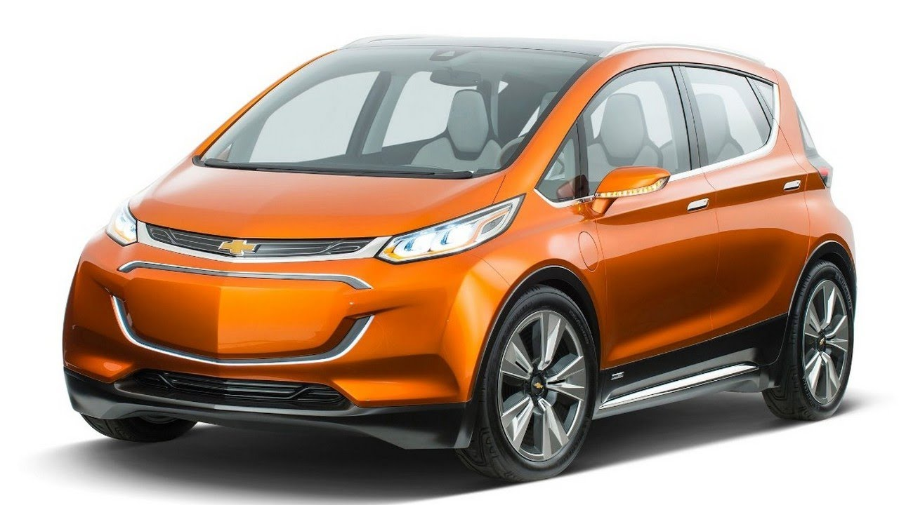 Image result for 2018 chevrolet bolt ev