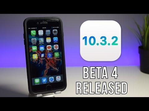 iOS 10.3.2 Beta 4 Released! - Constant Refinements