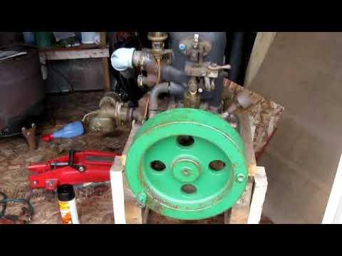 Make-n-Break One Cylinder Engine