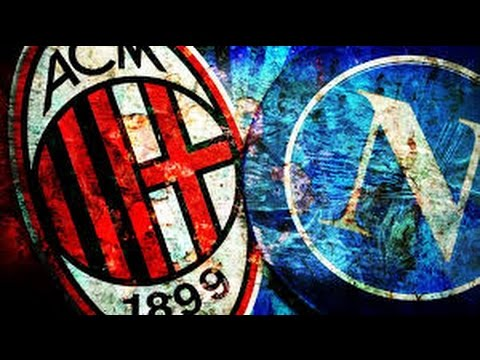Napoli vs Milan (promo) -by KRIS DESIGN