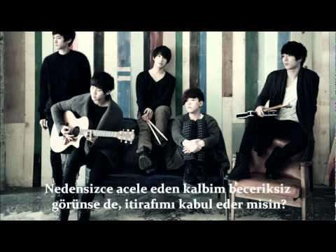 [Turkish Sub.] Ft Island- I Hope You'll Be My Lover