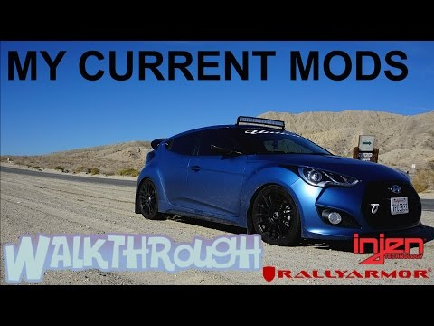 A WALKTHROUGH OF MY CAR CURRENT MODS.