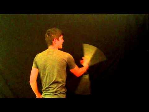 Bad Ass Nunchaku Spinning for the Complete Beginner! (Nunchuck Ninja Flow Arts Circus Tricks)