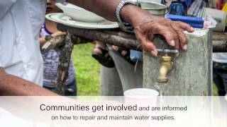 Panama: 73 Communities Enjoy Clean and Safe Water