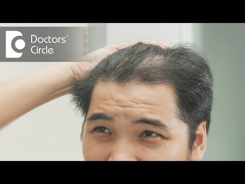 How to treat hair thinning in front part of the scalp? - Dr. Nischal K