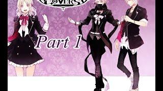 Diabolik Lovers - Moonlight Parade #2 ซื้อสุบารุกับคาร์ลาร่วมทีม