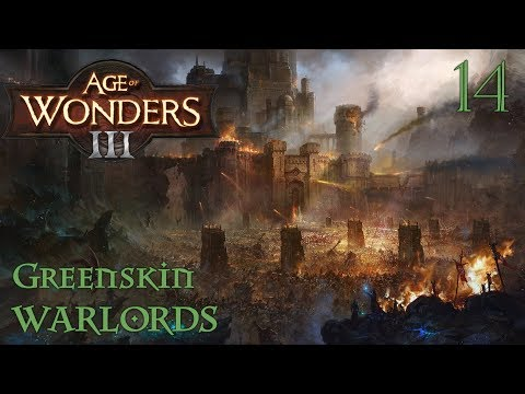 Age of Wonders 3  Greenskin Warlords 14
