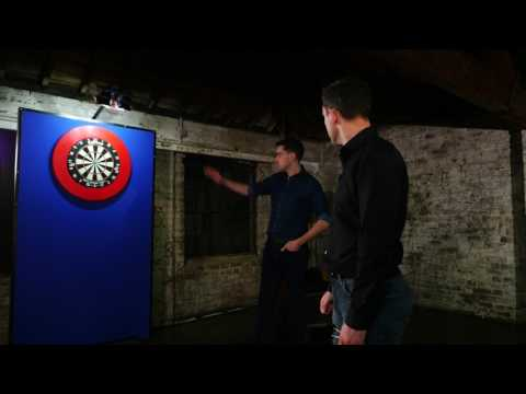 Paul Nicholson's Darts School - EP1 -The Stance