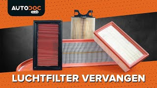 Montage Luchtfilter : videotutorial