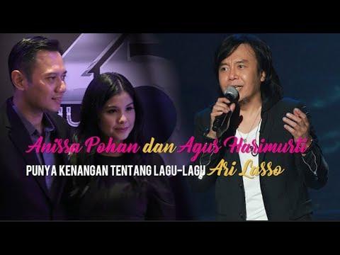 Kenangan Anissa Pohan dan Agus Harimurti dengan Lagu-Lagu Ari Lasso