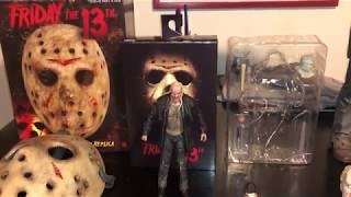 NECA Friday The 2009 Figure Review And Contest