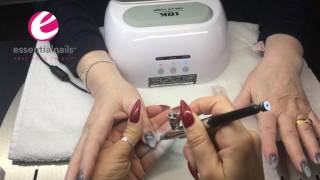 Nail Art - Airbrush Ombre - Tutorial By Kerry Benson