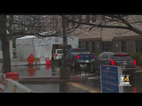 'It's Worth The Wait': Line In Chelsea Braves Cold Weather For COVID Tests