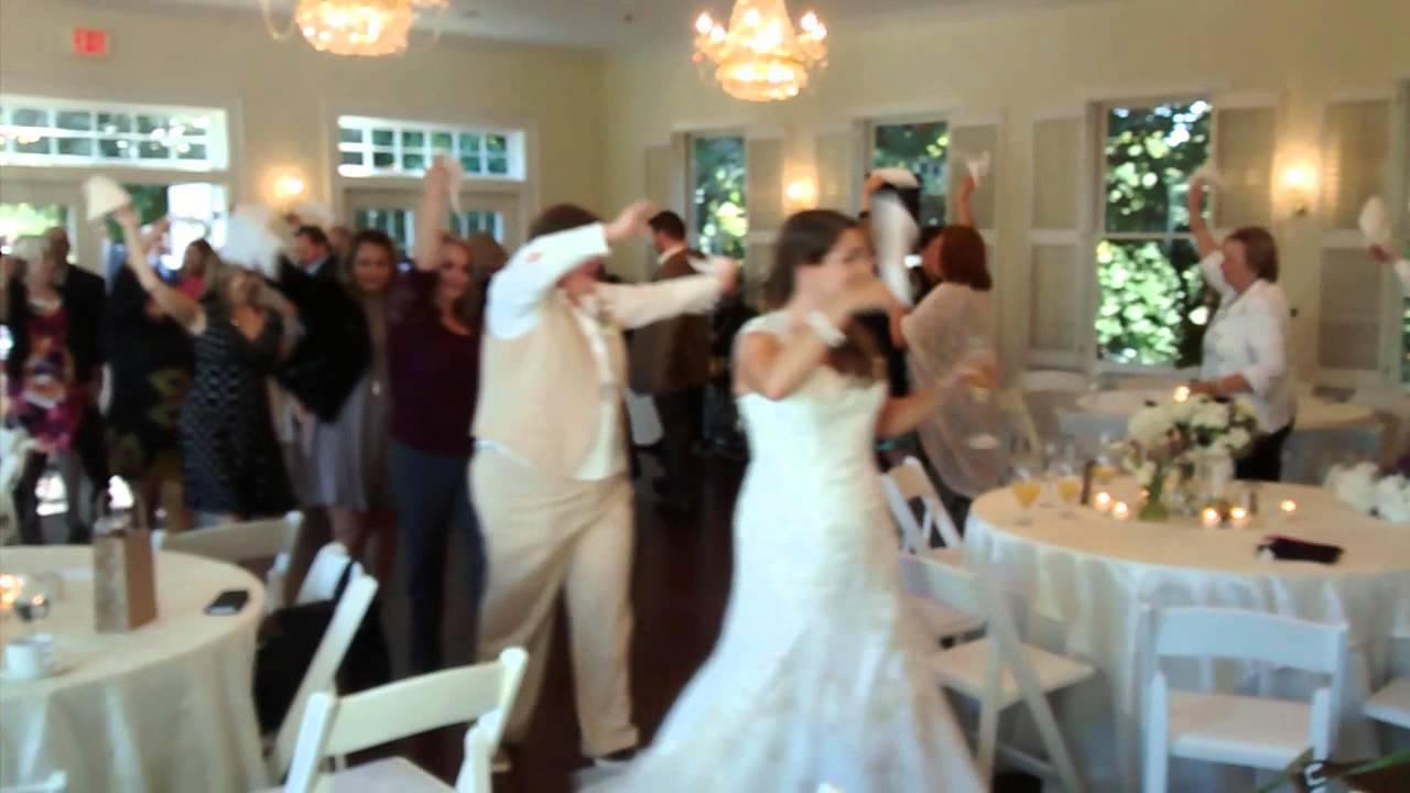 Second Line New Orleans style Wedding - Whitlock Inn, Marietta, GA ...