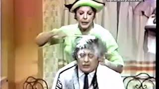 Messy SLAPSTICK from Martha Raye and Marty Allen