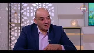 8 الصبح - لقاء مع الكاتب الصحفي