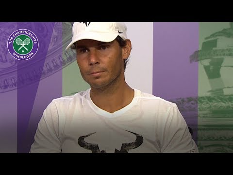Wimbledon 2018: Rafael Nadal 'feeling good' for Championships challenge