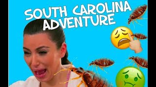 we went to south carolina and this is what happened. . .