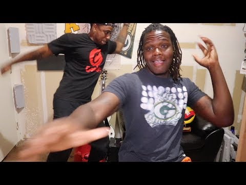 Montana Of 300 - White Iverson / Milly Rock (Remix) Shot By @AZaeProduction - REACTION