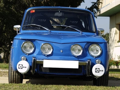 renault 8 alpine on board 2 youtube. Black Bedroom Furniture Sets. Home Design Ideas