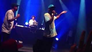 Earlwolf - Tyler the Creator & Earl Sweatshirt - Tamale - London 2013 - Live
