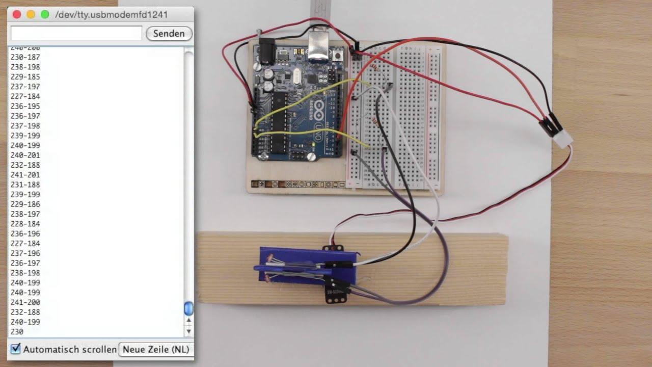 Arduino projekt lichtverfolgung light follower tutorial