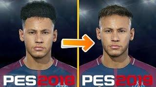 Pes 2019 | New Face Concept | ( Dybala, De Gea, Hazard )