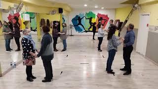 FLAMENCO Y BACHATA.DAVILES DE NOVELDA.  (coreo bailes latinos)