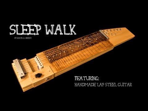 Sleep Walk - Handmade Short Scale Lap Steel Guitar
