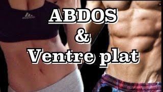 ABDOS & VENTRE PLAT en 5 min by Bodytime