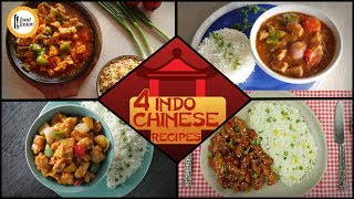 4 Indo Chinese Recipes By Food Fusion (Ramzan Special Recipes)