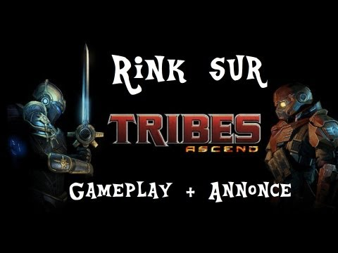 Tribes Ascends noob et annonce radio !