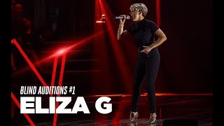"Eliza G ""Hurt"" - Blind Auditions #1 - TVOI 2019"