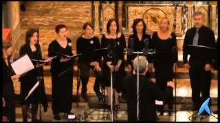 Coro Dalakopen -- Beata es Maria by Vytautas Miškinis