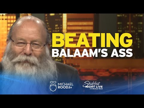 Beating Balaam's Ass (Episode 2) - Shabbat Night Live - 1/6/2017