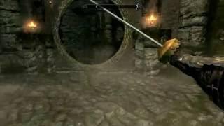 Уникальные вещи в Skyrim #1 : Скимитар