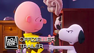 Die Peanuts – Der Film | Trailer 4 | Deutsch German HD