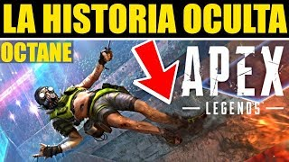 Apex Legends Lore - La Historia Oculta de Octane