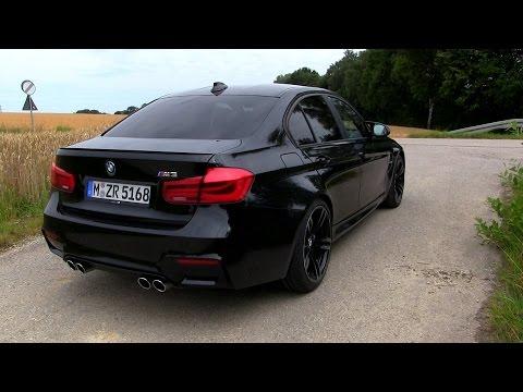 2016 BMW M3 F80 Facelift (431 HP) TEST DRIVE
