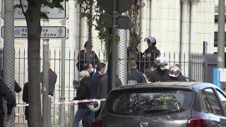 Nizza, attacco terroristico nella chiesa di Notre-Dame: la polizia circonda l'area