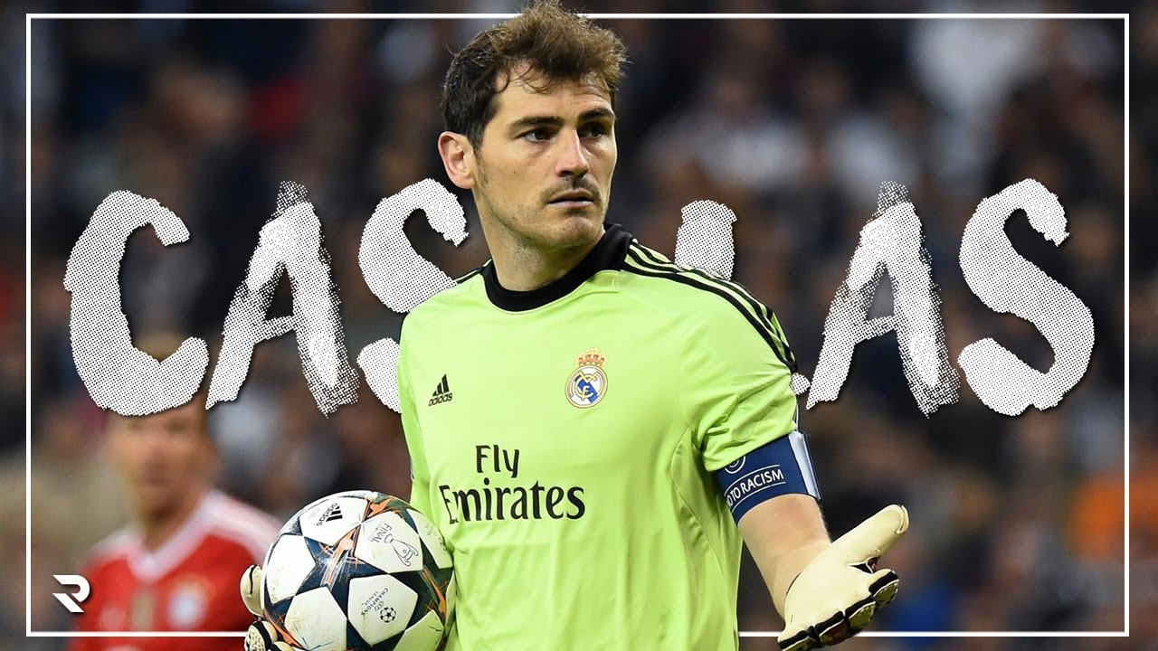 Iker Casillas - BEST Saves EVER - YouTube
