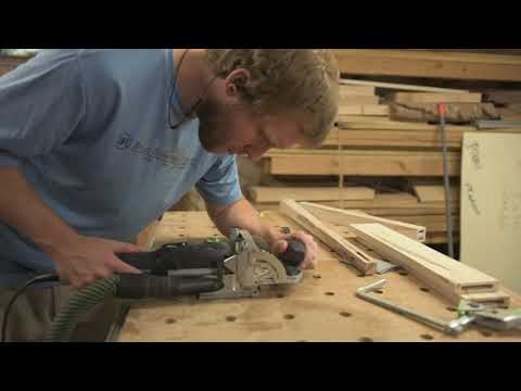 Making a Writing desk- Woodworking How to