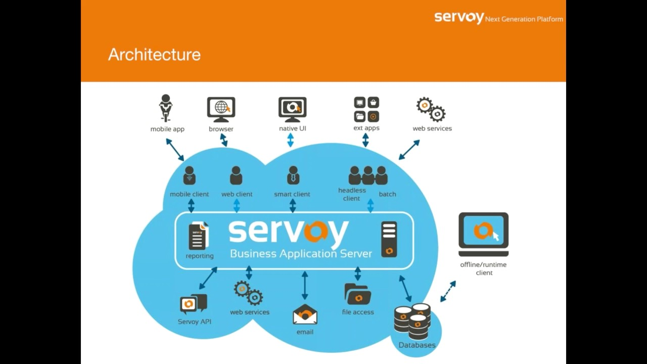 Servoy as a Visual FoxPro alternative - By Ken Levy - Servoy