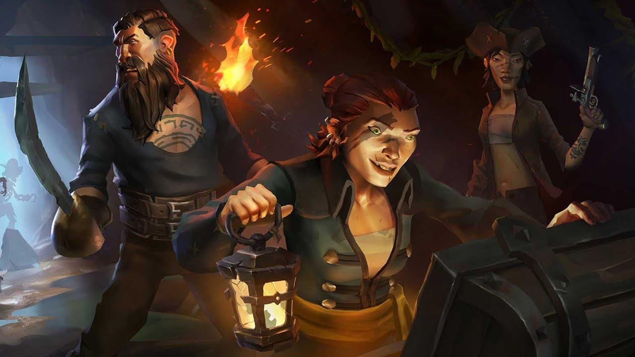 Sea of Thieves Beta Gameplay Livestream – IGN Plays Live