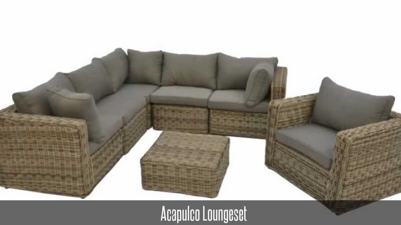 Your Own Living Lounge Tuinmeubelen bij GoedEnKoop nl   YouTube