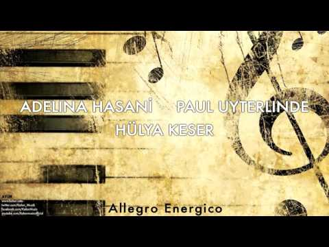 A. Hasani & P.  Uyterlinde & H. Keser - Allegro Energico [ A
