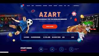 Обзор проекта AZART #1