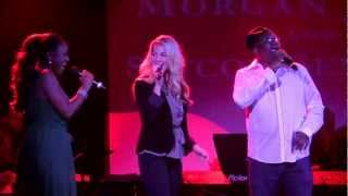 "Saycon Sengbloh, Morgan James & Tituss Burgess - ""I'll Be There"" at Broadway Sings Michael Jackson"