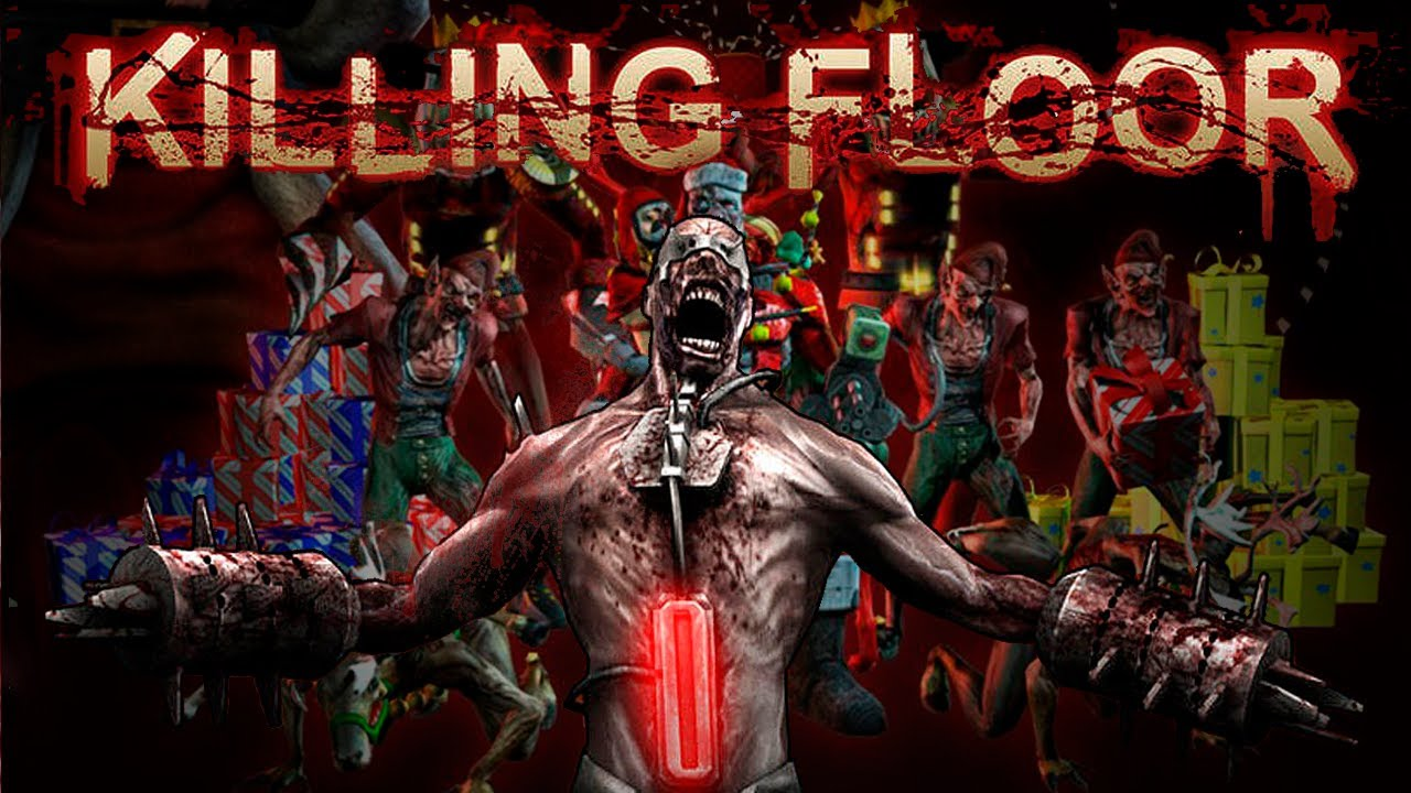 Killing Floor - Twisted Xmas 2012 - Tema de Natal - YouTube