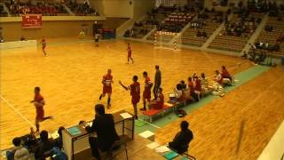 ハンドボール選抜全国大会1回戦_国府vs横浜後半